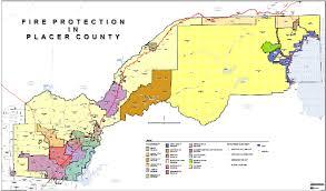 Placer County Fire Map.Fire Map Kahi Com