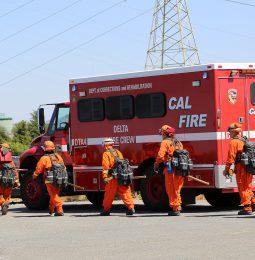 CalFire Planned Burn Near Colfax!