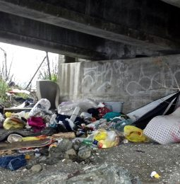 Auburn Police Clean Out Homeless Camps!