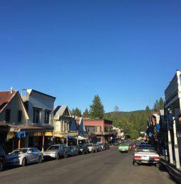 Nevada City Motorcyclist Found Dead!