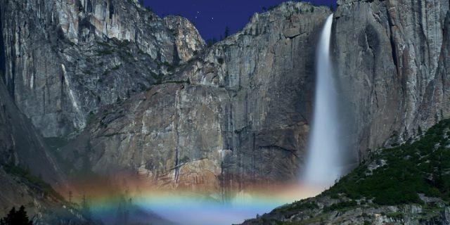 Wildfire Causes Yosemite Park to Close!