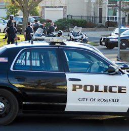 Roseville Bank Robber Caught after Crash!