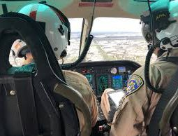 """CHP Copter Pilots Do """"Toe In"""" to Rescue Lost Hikers!"""