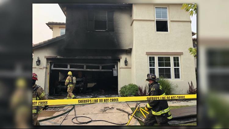 Fire Suspicious, Kills Man, Injures Teenager in Roseville!