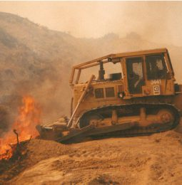 Another CalFire Dozer Driver Killed On Way To Work!