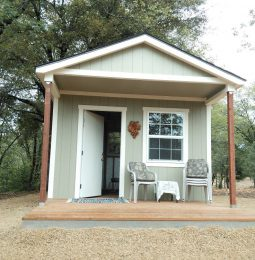 Tiny Homes for the Homeless in Vacaville!