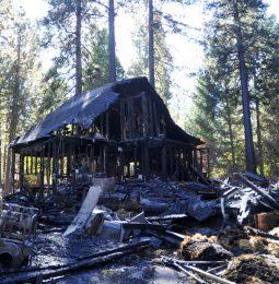 Pollock Pines Family Escape Home Fire!
