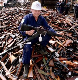 New Gov. Says He Will Re-address Gun Laws!
