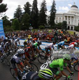 AMGEN Kicks Off In Sacramento Again!