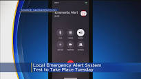 County Emergency System Tests Today!
