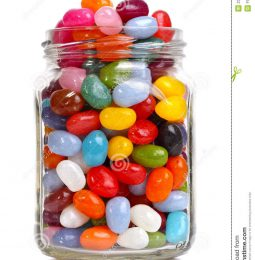 Jelly Beans with CBD!