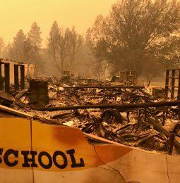 Major Financial Help To Restore Paradise Schools!
