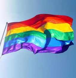LGBTQ Flag Flies Over State Capitol!