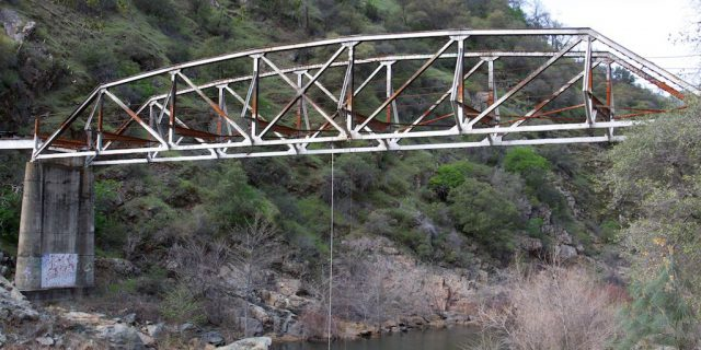 Girl Jumping From 49 Bridge into American River Rescued!