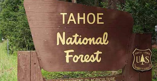 Tahoe National Forest Now With Fire Restrictions!