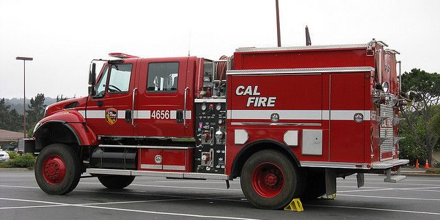Grass Valley & Nevada City Now First Response Covered By CalFire!