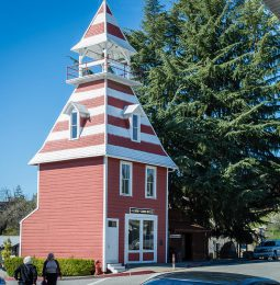 Old Town Fire Station Gets Painted Tomorrow!