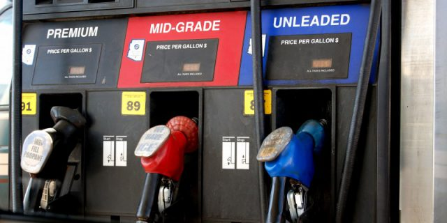 California Gas Prices Up 21 cents in a week!