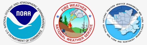 Weather Bureau Posts Fire Warning Tomorrow Thru Thursday!