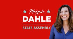 Megan Dahle Wins Seat # 1 State Assembly!