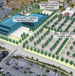 Dewitt Center Getting New County Buildiungs!