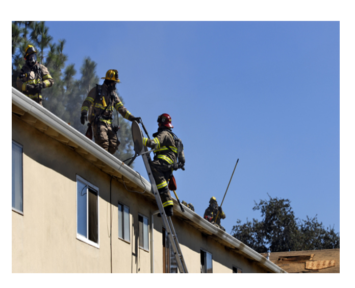 Many Displaced By Yuba Apartment Fire!
