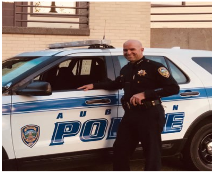 Auburn Police Chief Speaks Out!