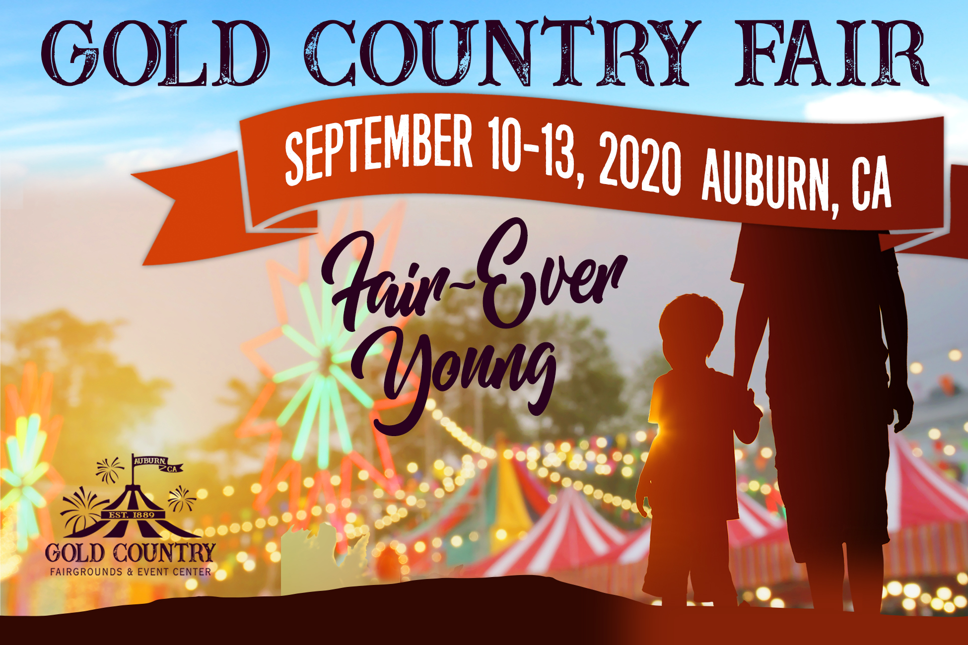 Gold Country Fair Cancelled!