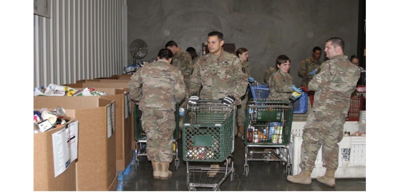 National Guard Responds With Medical Help In North Auburn!