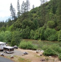 Crystal Basin Campground Closing for the summer!