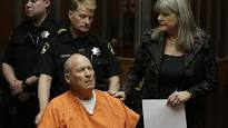 Accused Golden State Killer in Court